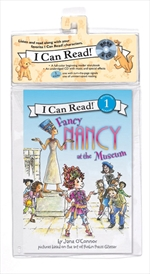 Fancy Nancy at the Museum Book and CD